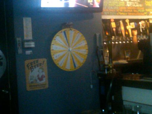 Regal Begal Beer Spin